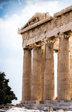 Akropolis, Parthenon - Athen, Griechenland Lizenzfreies Stockbild