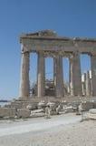 Akropolis van Athene Royalty-vrije Stock Fotografie
