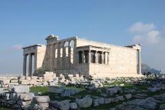 Akropolis von Athen Griechenland Stockbilder