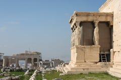 Akropolis von Athen Griechenland Stockfoto