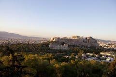 Akropolkulle Royaltyfria Bilder