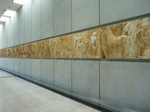 Akropolu muzeum Zdjęcia Royalty Free