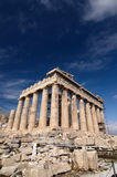 akropolu parthenon Zdjęcie Royalty Free