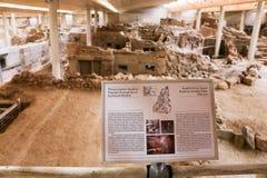 Free Akrotiri Site Stock Photo - 44663220