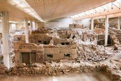 Free Akrotiri Site Royalty Free Stock Photo - 44663235