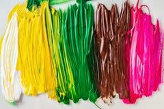 Akrylowa farba abstrakcyjny tło Tekstura barwić farby fotografia royalty free
