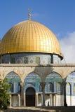 aksa Al耶路撒冷清真寺 库存图片