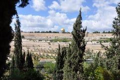 Aksa meczet w starym mieście Jerozolima, Izrael zdjęcia royalty free