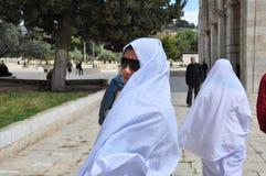 Aksa meczet w starym mieście Jerozolima, Izrael zdjęcie royalty free