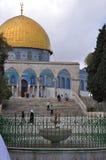 Aksa meczet w starym mieście Jerozolima, Izrael fotografia stock