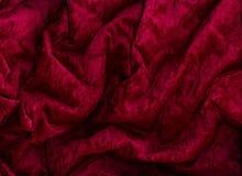 aksamit burgundia Obrazy Royalty Free