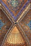 aksaray διακοσμημένος τοίχος μ& στοκ εικόνες