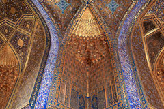 Aksaray mausoleum Stock Images