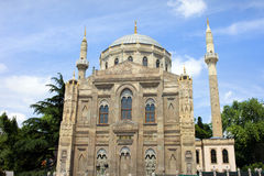 Aksaray Valide Camii in Istanbul Royalty Free Stock Photos