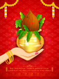 Akshay Tritiya celebration Stock Photography