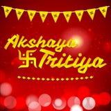 Akshay Tritiya - Traditional India celebration Royalty Free Stock Images