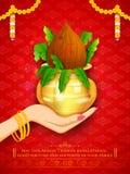 Akshay Tritiya-viering Stock Fotografie