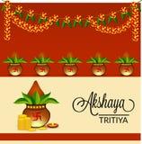 Akshaya Tritiya Stock Image