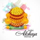 Akshaya Tritiya. Royalty Free Stock Image