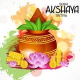 Akshaya Tritiya. Stock Images
