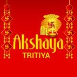 Akshaya Tritiya Stock Photos