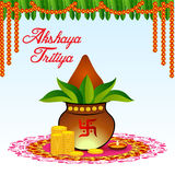 Akshaya Tritiya Royalty Free Stock Photos