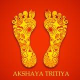 Akshaya Tritiya Stock Photography