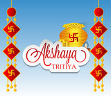 Akshaya Tritiya Royalty Free Stock Images