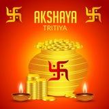 Akshaya Tritiya Royalty Free Stock Photo