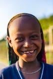 AKSUM的人们,埃塞俄比亚 免版税图库摄影