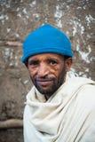 AKSUM的人们,埃塞俄比亚 库存照片