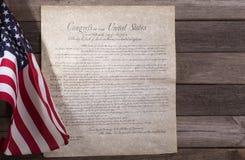 Akt Swobód Obywatelskich Zdjęcie Royalty Free