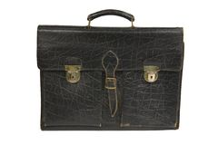 Aktentas Stock Foto's