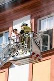 Aktionswoche der bayerischen Feuerwehren 2018 Lizenzfreies Stockfoto