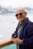 aktiv pensionär Arkivbilder