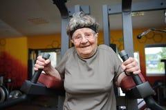 Aktiv pensionär Arkivfoto