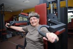 Aktiv pensionär Royaltyfri Bild