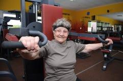 Aktiv pensionär Fotografering för Bildbyråer