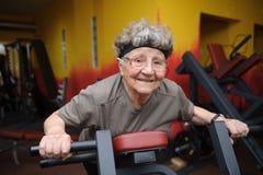 Aktiv pensionär Royaltyfri Foto