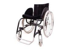 aktiv rullstol Fotografering för Bildbyråer