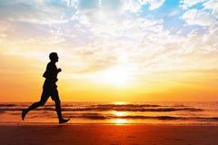 Aktiv sund livsstil arkivfoto