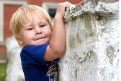 aktiva barnspelrum Royaltyfri Fotografi