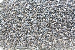 Aktiverat kol för textur för vattenbehandling Royaltyfri Bild