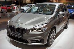 Aktives Tourerauto BMWs 2-Series Lizenzfreie Stockfotografie