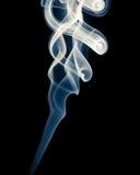Aktiviteter av en rökig galax Fotografering för Bildbyråer
