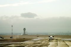 aktivitetsflygplats Royaltyfri Fotografi