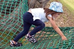 Aktivt barn Royaltyfria Bilder