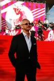 Aktor Eugeny Gerasimov przy Moskwa Międzynarodowym Ekranowym festiwalem i polityk XXXVI zdjęcia royalty free