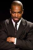 aktora biznesowego mężczyzna nowy portret York Zdjęcia Royalty Free