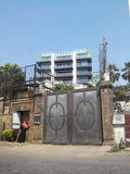 Aktora Sharukh Khan dom Zdjęcia Royalty Free